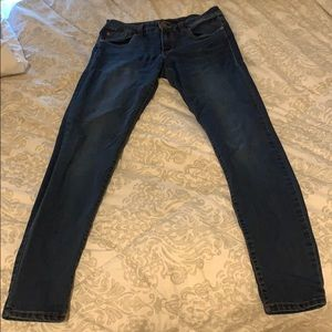 STS Blue Piper Skinny Jean High Waist Jegging Dark
